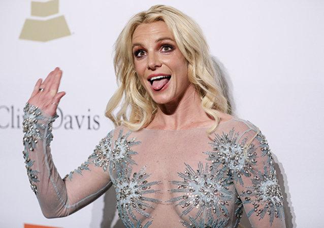 Britney Spears, cantante estadounidense