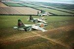 Aviónes rusos Su-25SM3