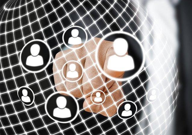 Redes sociales, imagen ilustrativa
