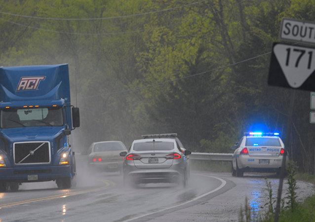Policía de Tennessee, EEUU