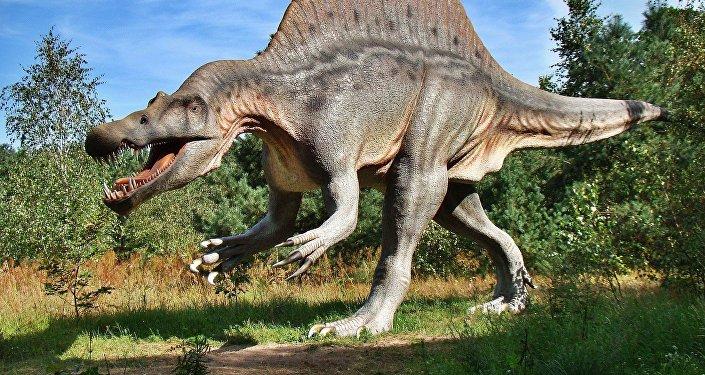 Dinosaurio (imagen referencial)