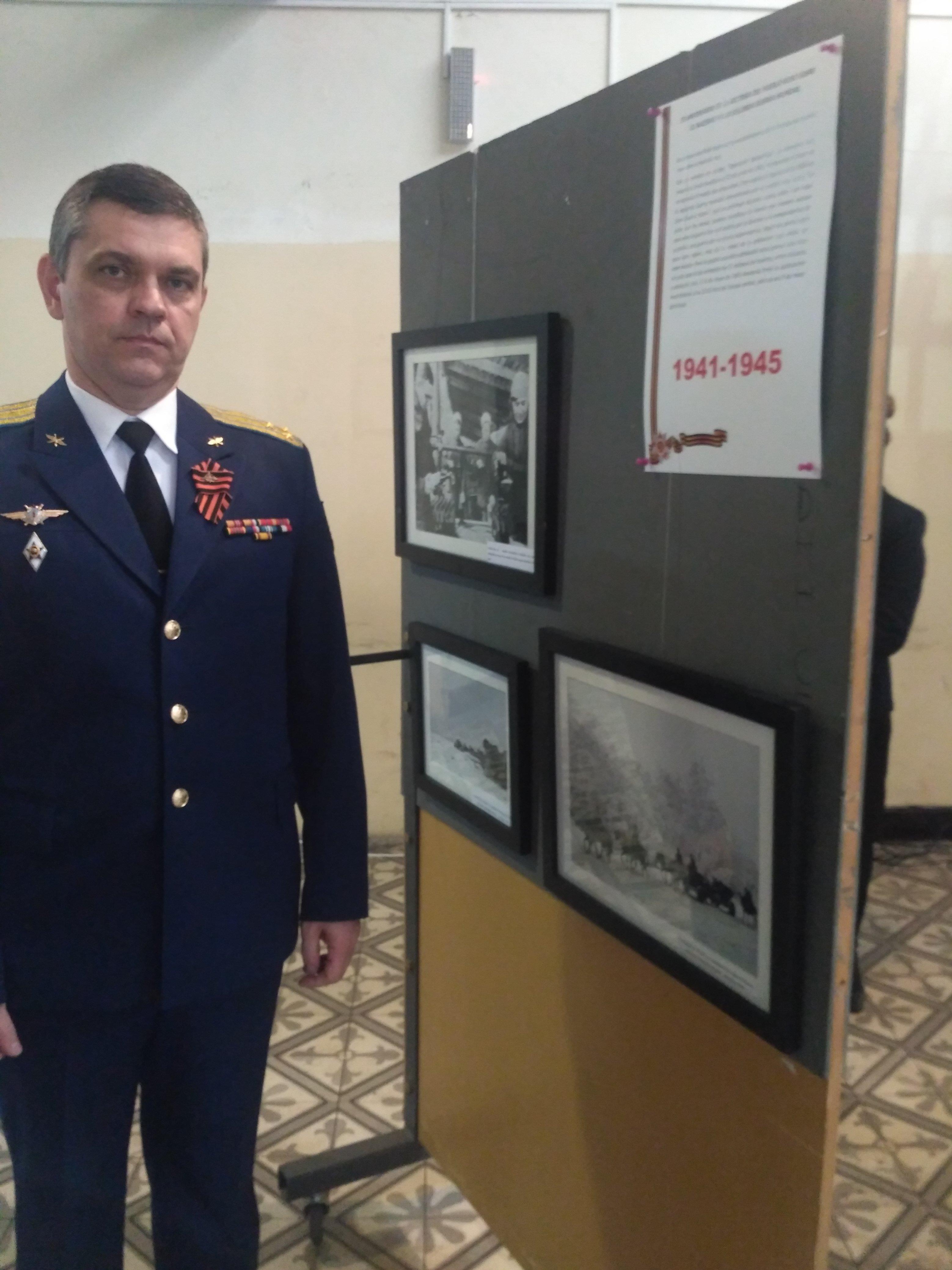 Ígor Petujov, agregado militar de Rusia en Uruguay