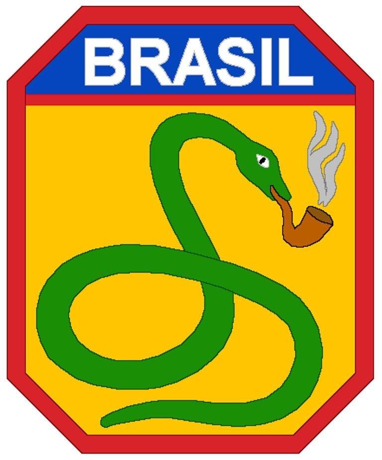 Insignia de la Fuerza Expedicionaria Brasileña (FEB)