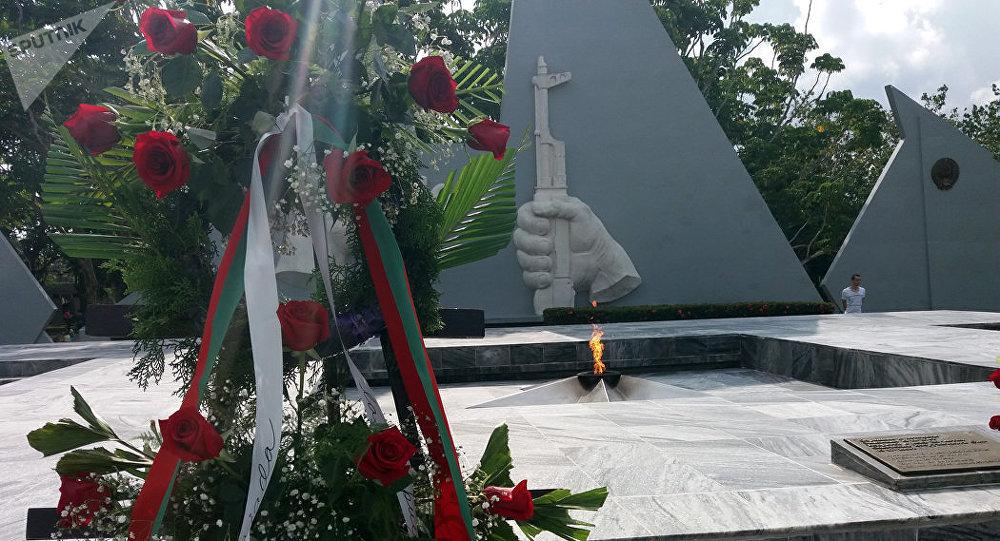 Mausoleo al Soldado Internacionalista Soviético en Cuba (Archivo)