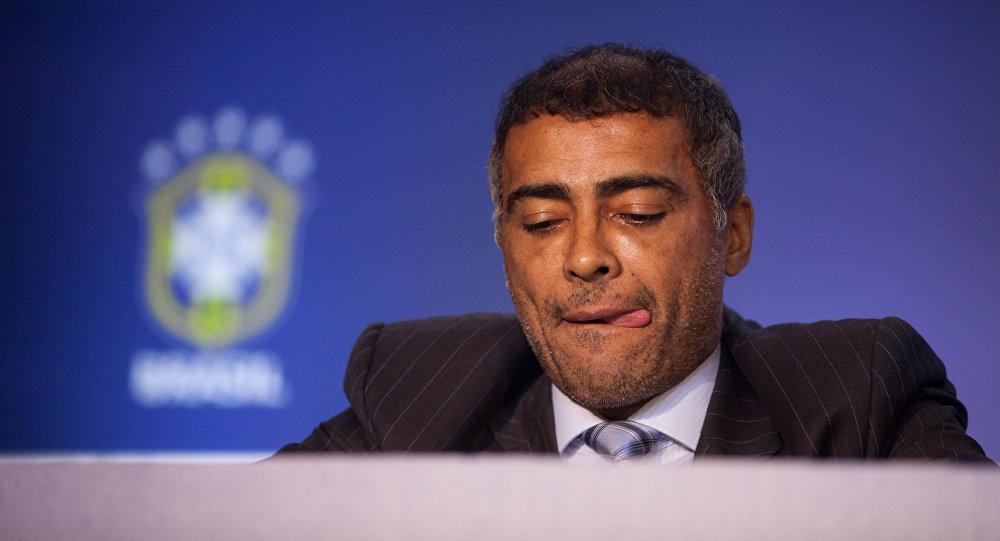 Romario de Souza Faria, exfutbolista brasileño