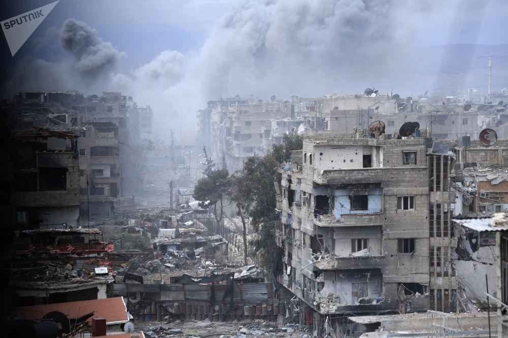Entre la guerra y la paz: las imágenes más emocionantes de la semana