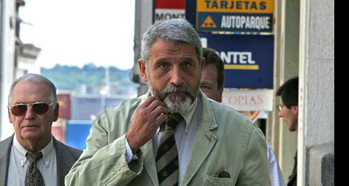 Eduardo Ferro, coronel retirado uruguayo