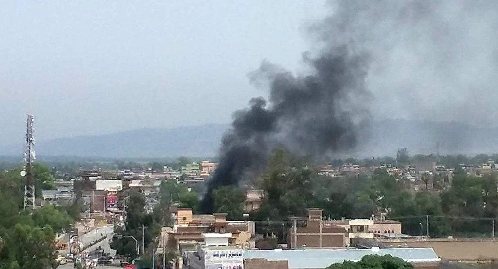 Atacan edificio gubernamental en Afganistán