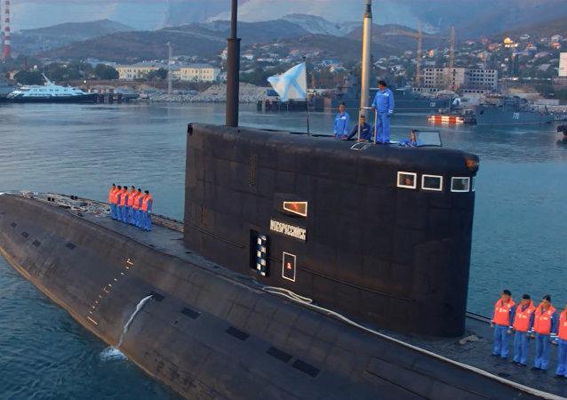 La Flota del Mar Negro celebra su 235 aniversario