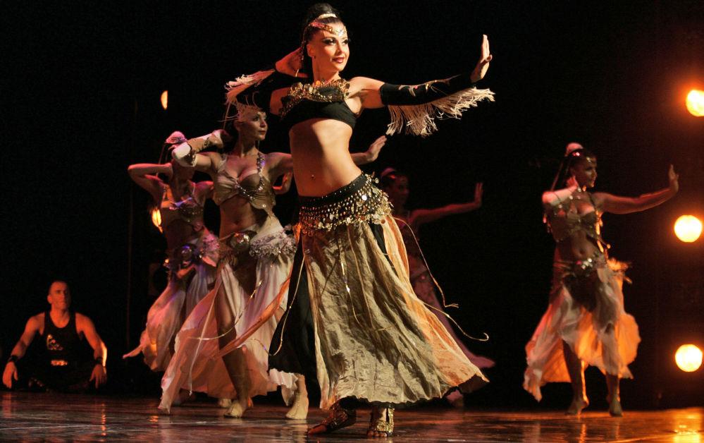 Gracia y plasticidad: así es la danza del vientre en distintos países del mundo