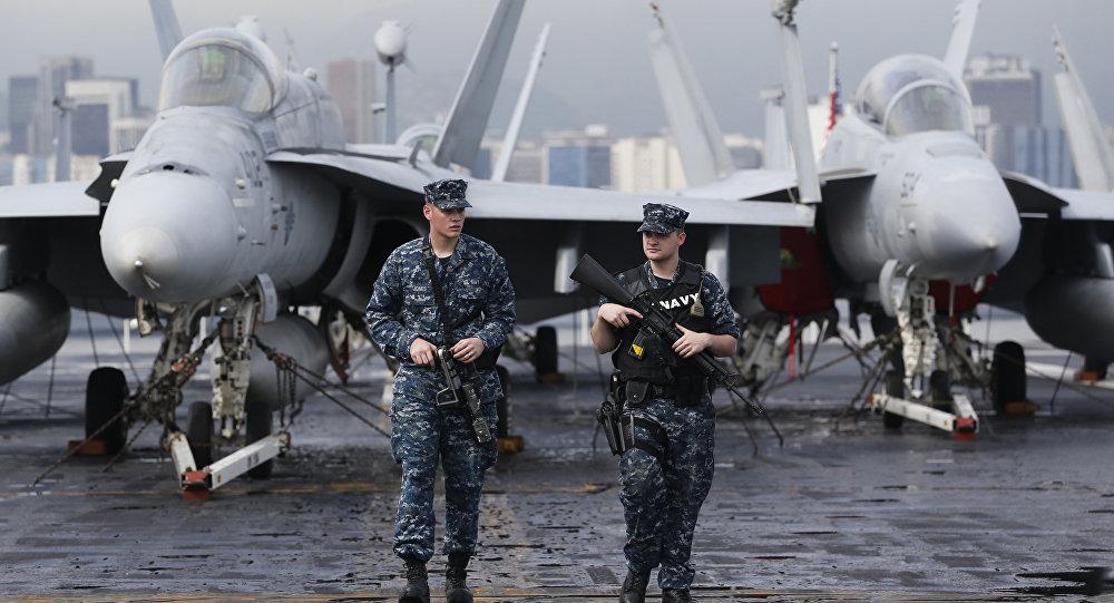 Ejercicios navales Unitas de 2015, dirigidos por EEUU (archivo)