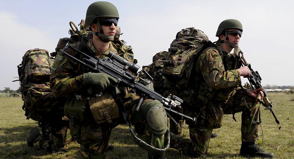 Militares de la OTAN en Europa