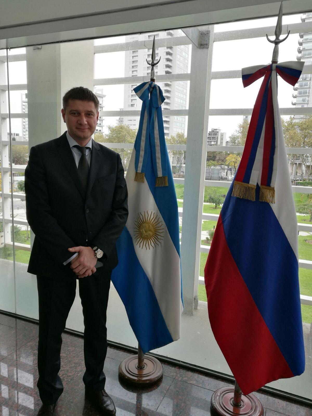 Yuri Saprykin, vicepresidente de Desarrollo Regional e Internacional de Skolkovo