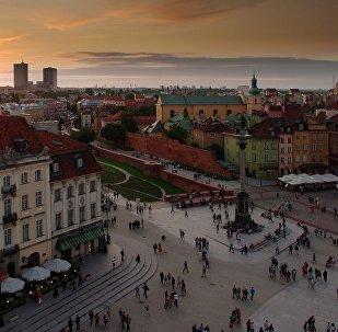 Varsovia, capital de Polonia