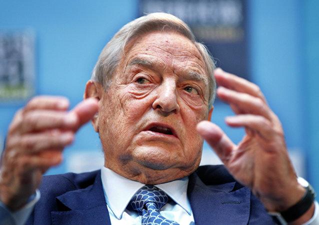 Geroge Soros (foto archivo)