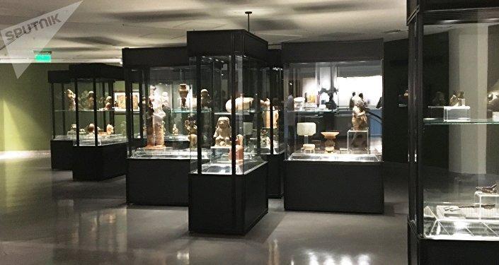 El Museo Nacional de Ecuador