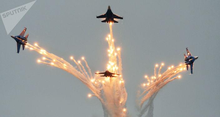 Соревнования военных летчиков Авиадартс-2016 под Феодосией