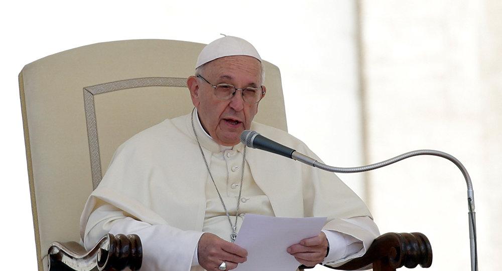 Papa Francisco preocupado por la