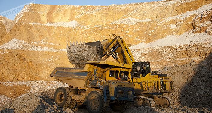 Mina de oro (imagen referencial)