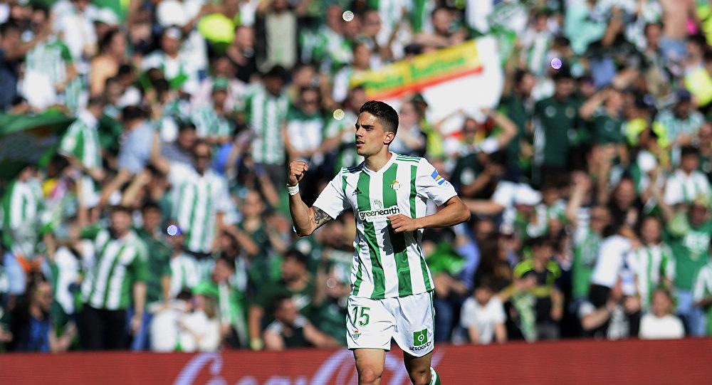 Marc Bartra, futbolista español