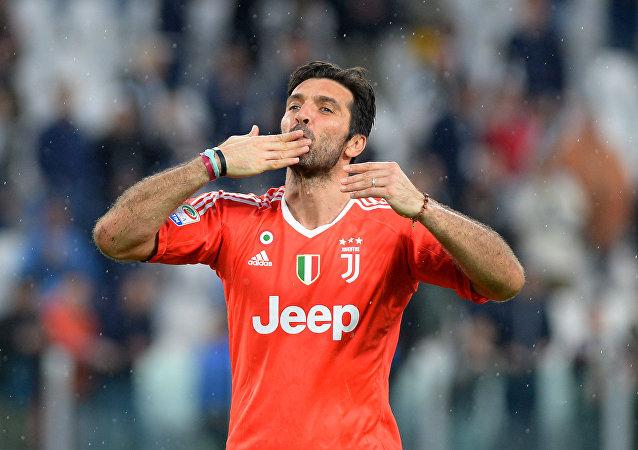 Gianluigi Buffon, el portero italiano