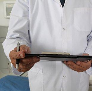 Un médico (imagen ilustrativa)