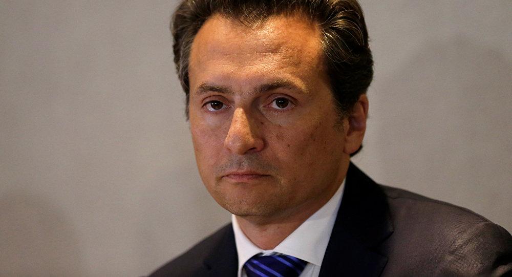 Emilio Lozoya, exdirector general de Pemex (archivo)