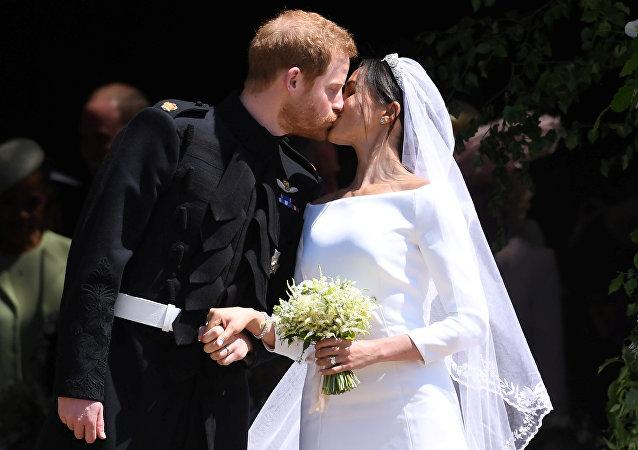 El 19 de mayo se celebró en Windsor (Reino Unido) la boda real del príncipe Enrique y la actriz estadounidense Meghan Markle