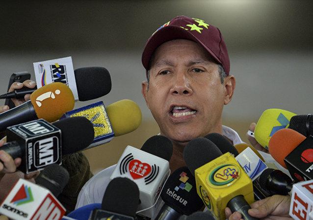 Henri Falcón, excandidato presidencial venezolano
