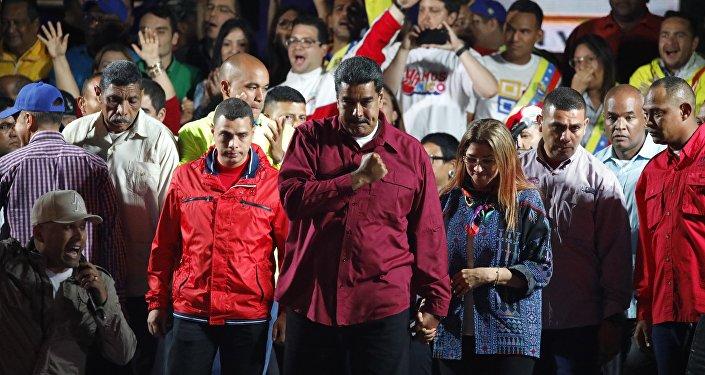 Nicolás Maduro, el presidente de Venezuela