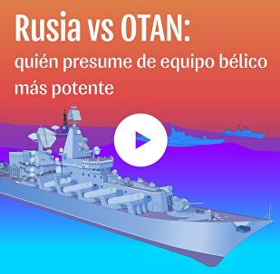 Rusia vs. la OTAN: ¿quién posee las fuerzas militares más potentes?
