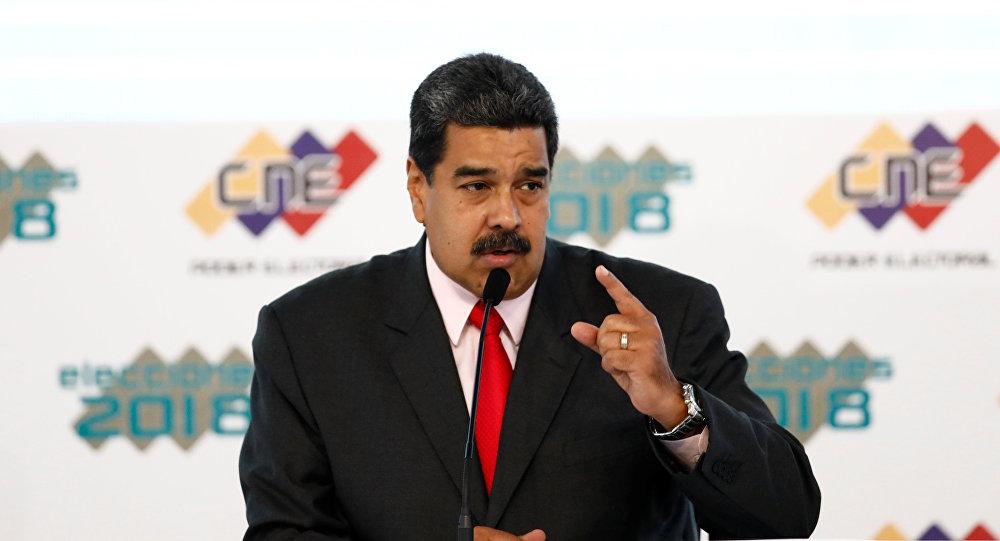 Nicolás Maduro recibe credenciales como presidente reelecto de Venezuela
