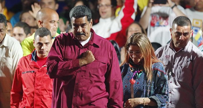 Nicolás Maduro, el presidente reelecto de Venezuela
