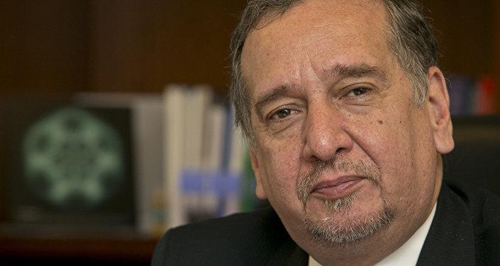 Lino Barañao, ministro de Ciencia, Tecnología e Innovación Productiva de Argentina