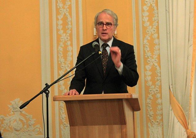 Rüdiger von Fritsch, embajador de Alemania en Moscú