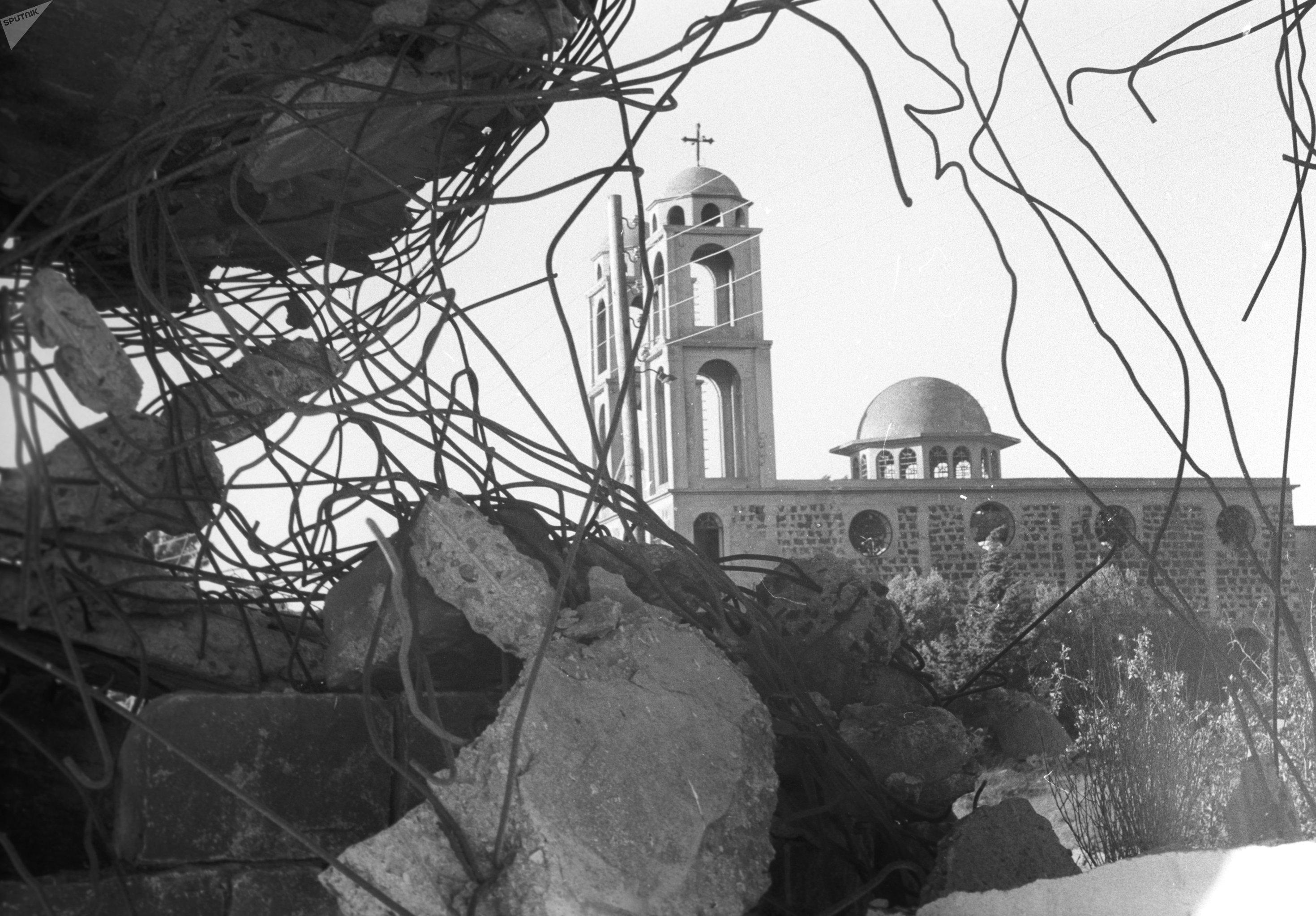Las huellas de la guerra del Yom Kipur en los Altos del Golán