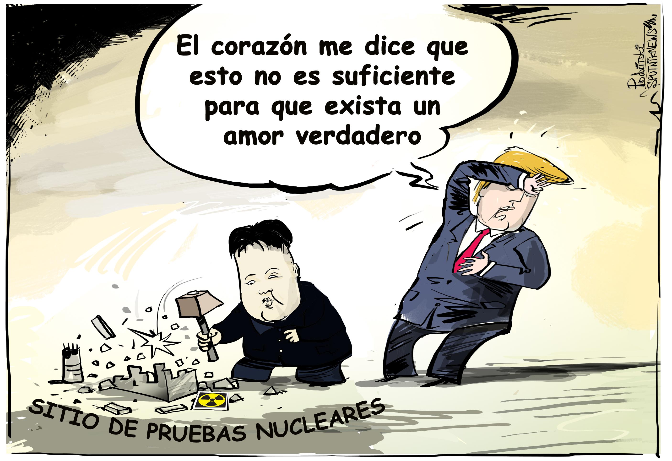 ¡No tengo ganas de encuentro! Trump decide cancelar su reunión con Kim Jong-un