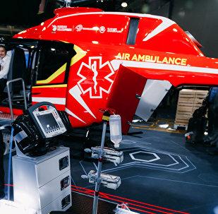 Helicóptero ligero VRT500
