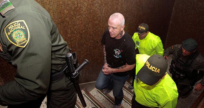 Jhon Jairo Velasquez, exjefe de sicarios del desaparecido Cartel de Medellín