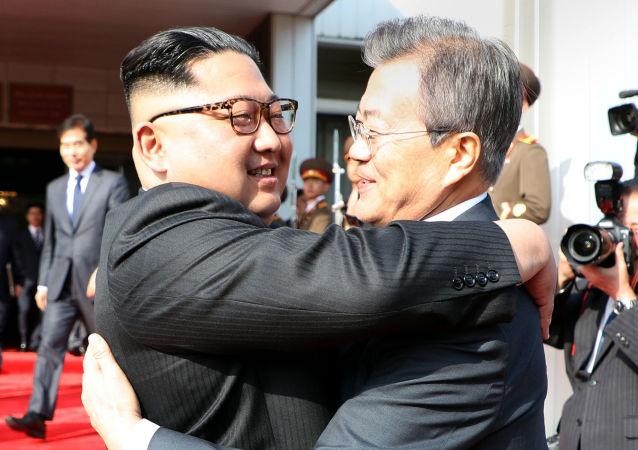 La segunda reunión de los líderes de Corea del Norte y del Sur