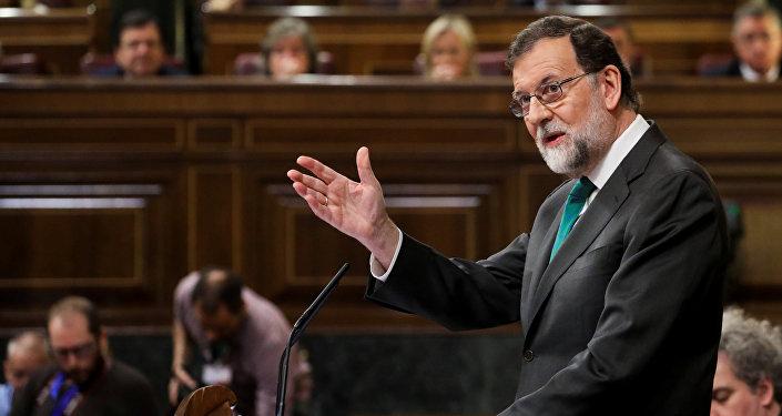 Mariano Rajoy, expresidente del Gobierno español (archivo)