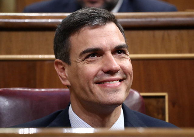 Pedro Sánchez, el nuevo presidente del Gobierno de España