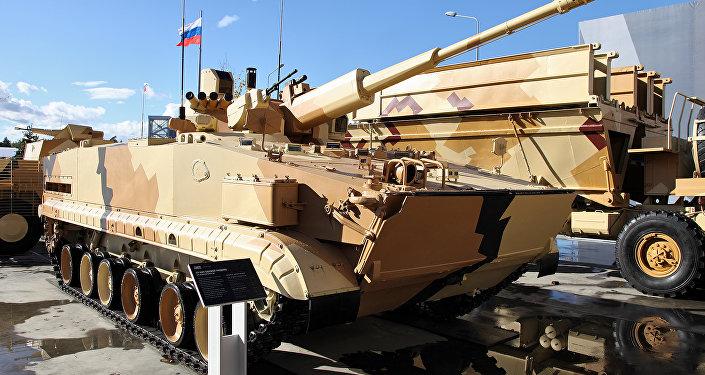 El módulo de combate AU-220M, conocido como Baikal