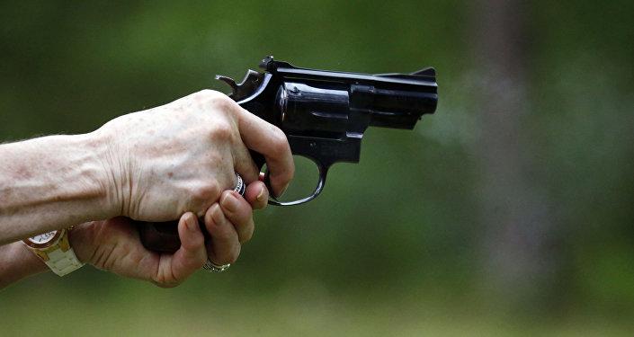 Un arma imagen referencial)