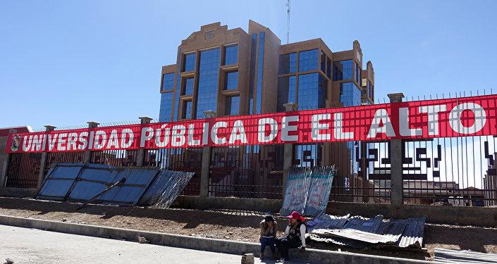 La Universidad Pública de El Alto (UPEA), Bolivia