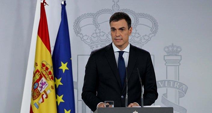Pedro Sánchez anuncia el nuevo Gobierno de España