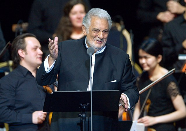 Plácido Domingo, tenor