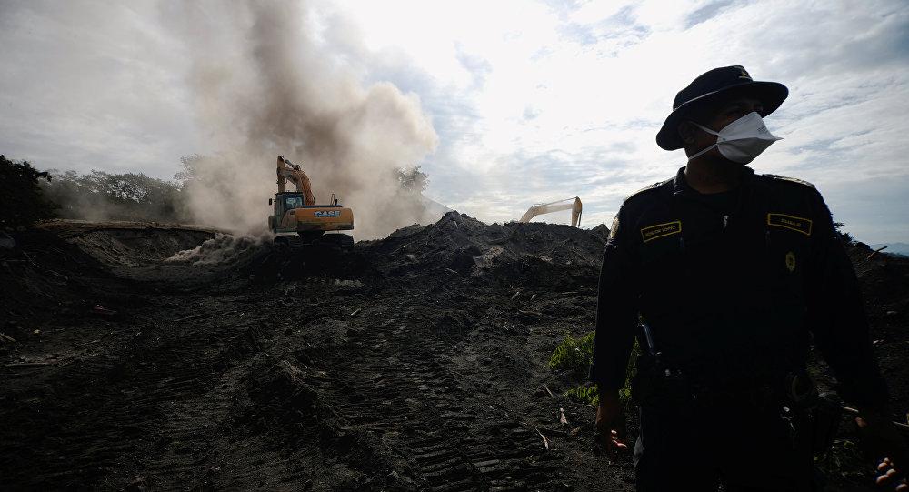 Erupción del volcán de Fuego destruyó 186 viviendas en Guatemala