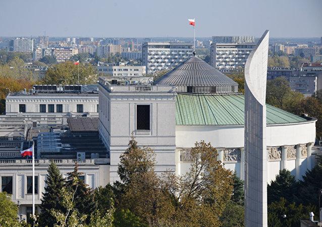 El Sejm de Polonia