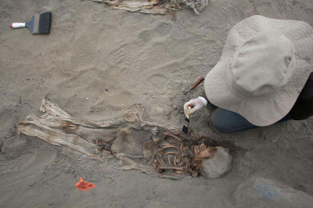 El sacrificio de niños más grande: nuevos hallazgos arqueológicos de la cultura Chimú en Perú